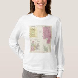 Wabaunsee, Newbury, Alma, Bismark, Kansas T-Shirt