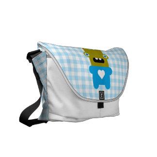 Wabbit raro bolsas de mensajeria