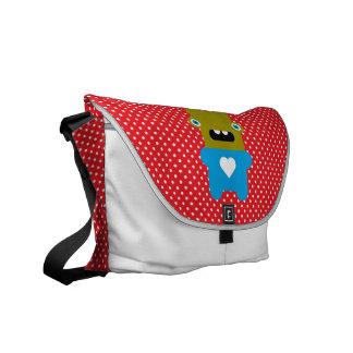 Wabbit raro bolsa de mensajeria