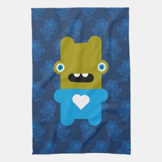 Wabbit raro toalla
