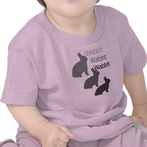 Wabbit Wabbit Wabbit - camiseta