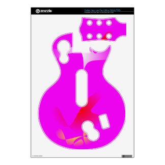Wabi Guitar Hero Les Paul Skin