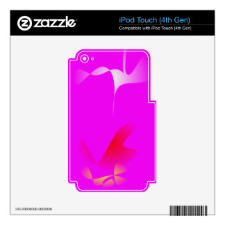 Wabi Skin For iPod Touch 4G