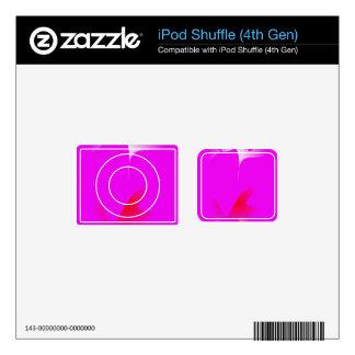 Wabi iPod Shuffle 4G Skins
