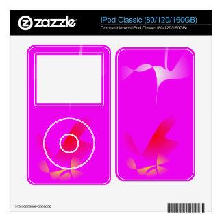 Wabi Decal For iPod Classic