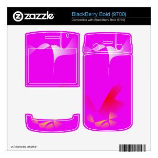 Wabi BlackBerry Bold 9700 Skin