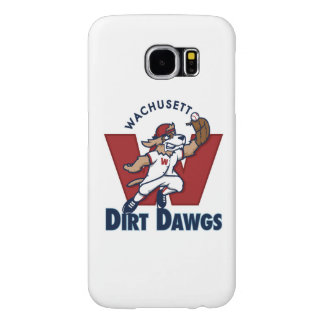 Wachusett Dirt Dawgs Collegiate Baseball Team Logo Samsung Galaxy S6 Case