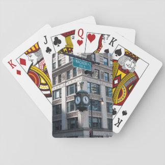 Wacker Drive Poker Cards