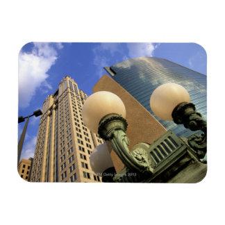 Wacker Drive , Skyscraper, Office Building, Magnet