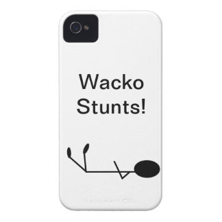 Wacko Stunts Iphone Case iPhone 4 Case-Mate Cases