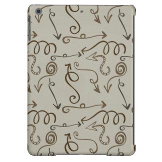 Wacky Arrows iPad Air Cases