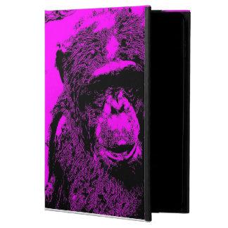 wacky art - chimp pink (C) Powis iPad Air 2 Case