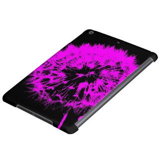 Wacky art -dandelion pink (C) Case For iPad Air