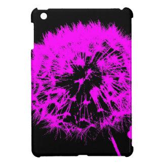 Wacky art -dandelion pink (C) iPad Mini Covers
