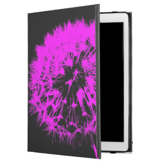 Wacky art -dandelion pink (C) iPad Pro Case