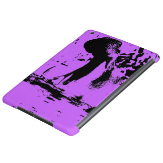 Wacky art - hippo (C) Cover For iPad Air