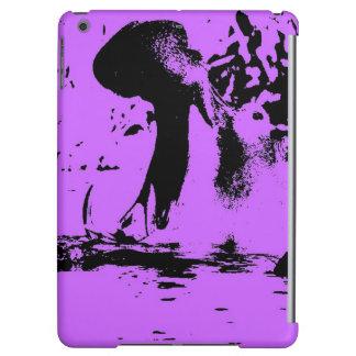 Wacky art - hippo (C) iPad Air Cases