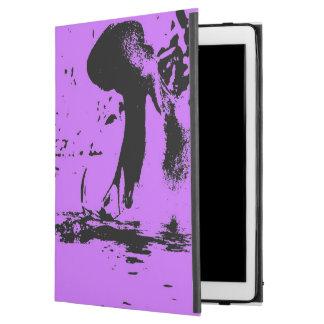 Wacky art - hippo (C) iPad Pro Case