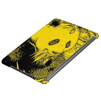 wacky art -panda yellow (C) iPad Air Cover