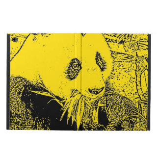 wacky art -panda yellow (C) Powis iPad Air 2 Case