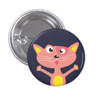Wacky Cat Button