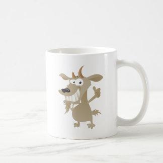 Wacky Goat Coffee Mug