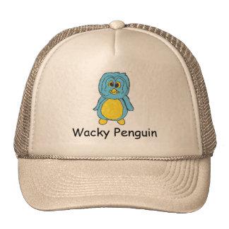 Wacky Penguin Hat