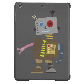 Wacky Robot Cover For iPad Air