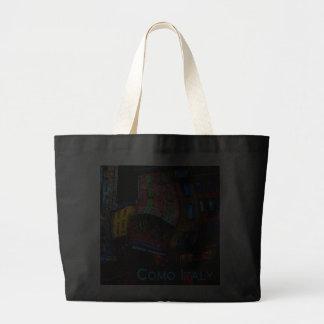 Wacky Travel Gifts - Como Italy Canvas Bag