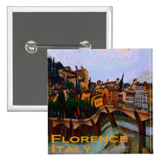 Wacky Travel Gifts - Florence Italy Pins