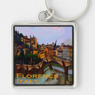 Wacky Travel Gifts - Florence Italy Keychain