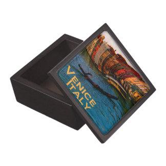 Wacky Venice Italy Gift Box