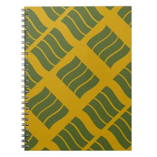 Wacky Waves Notebook