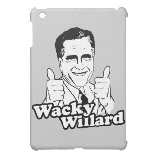 Wacky Willard png iPad Mini Cover