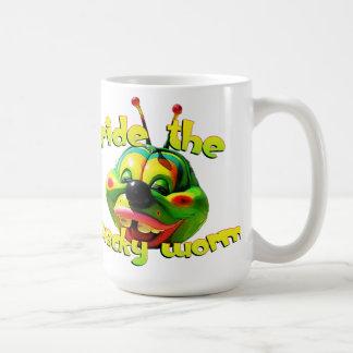 """""""Wacky Worm"""" Mug"""