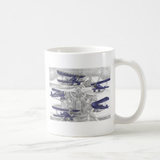 Waco Biplane Coffee Mug