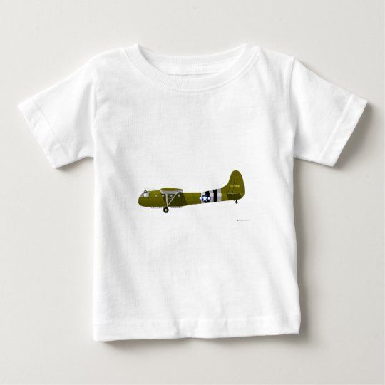 Waco CG-4 Hadrian Baby T-Shirt