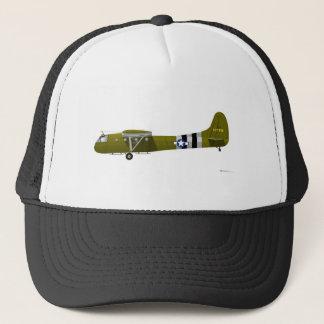 Waco CG-4 Hadrian Trucker Hat
