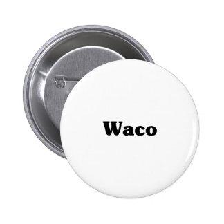 Waco  Classic t shirts Buttons