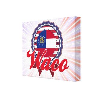 Waco GA Canvas Prints