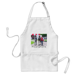 Waco in the Paddock Adult Apron