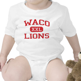 Waco - Lions - Waco High School - Waco Texas Shirt