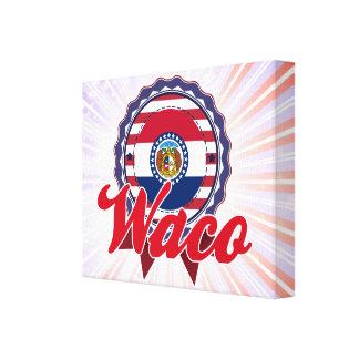 Waco MO Canvas Print