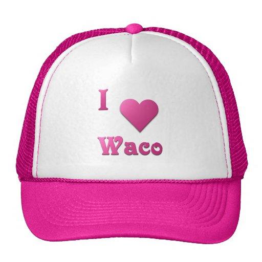 Waco -- Rosas fuertes Gorras