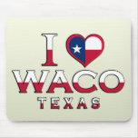 Waco, Tejas Alfombrillas De Ratones