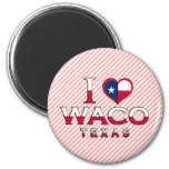 Waco, Tejas Imán De Nevera