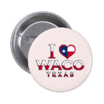 Waco, Tejas Pin