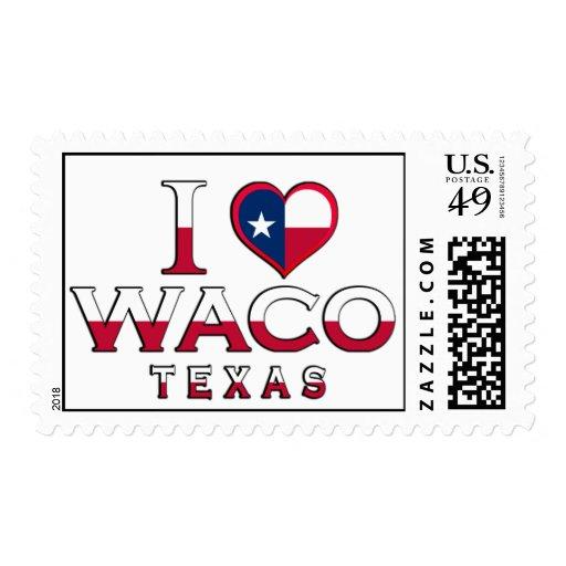 Waco, Tejas Sello