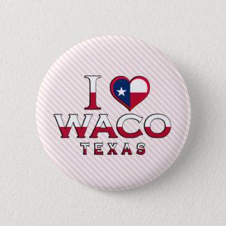 Waco, Texas Button
