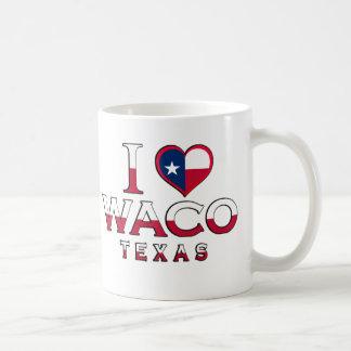 Waco, Texas Coffee Mug